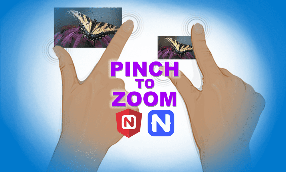 Add Pinch to Zoom to Images Using Angular Directives poster